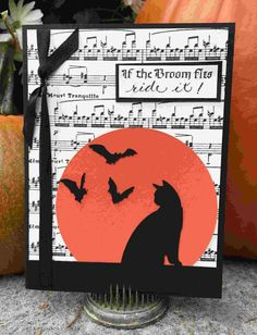 Quietfire Creations: Wickedly Good Halloween Cards! - Guest Designer Connie Nichol