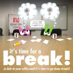 Just Plain Fun - hoops & yoyo - Break Time! LOL