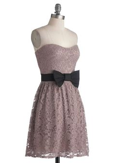 Admired Aesthetic Dress, #ModCloth ::: Possible Bridesmaid contender #3