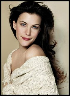 Liv Tyler. Whoops, did I mean to put this on this board...?