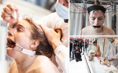 Artist Gets Tortured Like an Animal to Raise Awareness for Animal Cosmetics Testing. Want to see more like this? Follow us on www.facebook.c...