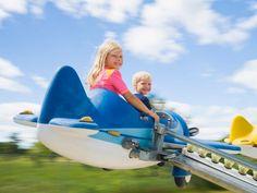 Los Mejores Parques Temáticos para Niños - Vacaciones en familia