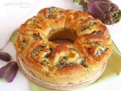 Sicilian Recipes, Sicilian Food, Bon Appetit, Bagel, Bread, Blog, Brioche, Pies, Brot