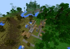 As its name suggests, Five Villages in Five Biomes Seed comes with 5 distinct villages. Each of them has a desert, savannah, flat landscape, jungle, and forest. No biome looks like each other. How does Five Villages in Five Biomes Seed work? You can find the first village behind a small hill. It... https://mcpebox.com/five-villages-five-biomes-seed-minecraft-pe/