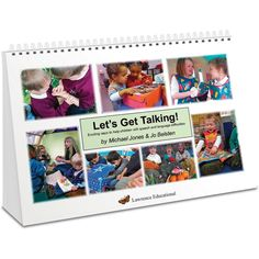 Let's Get Talking Book