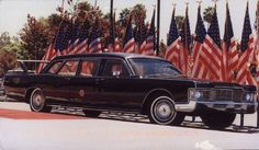 `68 Lincoln Presidential Limo