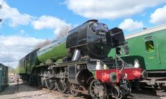 When Thomas Met the Flying Scotsman