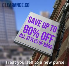 Hey Ladies! Don't Miss Out On Clearance.co's HOT Handbag Event launching TONIGHT! (July 15th) Save up to 90% on all Purses, Handbags, Totes & Backpacks  More at Clearance.co #handbags #purses #sale #clearance #totes Tote Backpack, Save Your Money, Treat Yourself, Totes, Product Launch, Backpacks, Handbags, Purses, Bags