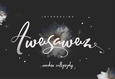 Awesawez by Miibeedrawing on @creativemarket