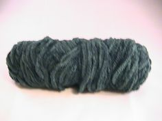 Ravelry: juliew8's Lion Brand Chenille Sensations  Pretty sure - hard to tell without a label. Forest green.
