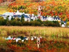 ユーラシア旅行社で行く!世界一の紅葉、メープル街道ツアーの魅力(カナダ)