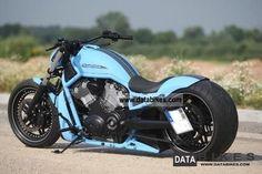 Harley-Davidson V-Rod Night Rod | 2011 Harley Davidson V Rod / Night Rod Ricks remodeling 280 Motorcycle ...