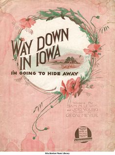 Way down in Iowa