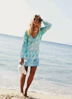 Gorgeous beach dress!