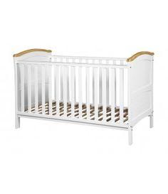 Nativa Cot Bed (White)