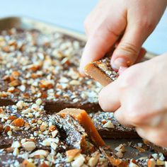 How to Make English Toffee That Will Make Guests Weak in the Knees