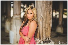 Senior Session: Annie// Crystal Pier, Pacific Beach, CA » Analisa Joy Photography
