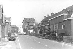 JBEEMA: Gorinchemsestraat met de wagenmakerij van Jan van Peet.