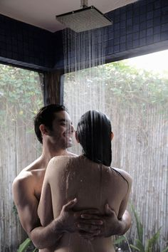 Take a Sexy Shower Together Romantic Couples In Bed, Hot Couples, Cute Couples Goals, Couples In Love, Married Couples, Romantic Night, Hot Couple Romance, Kiss And Romance, Romance In Bed