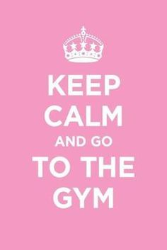 :D when life gets too rough, head to the gym and work those conflicting thought away.