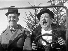 "Laurel and Hardy in ""Big Business"""