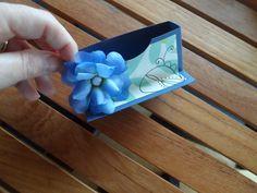 Boîte pour cartes d'affaire