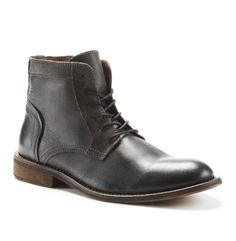 May-de Man Leather Boot - Boots - Kenneth Cole