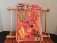 """Totsy Flair Accessories for 11.5"""" Fashion Dolls--NIB"""