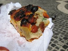 Pastry Boccione the Ghetto - that kosher that touches the soul