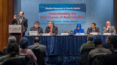 CAIR Director Nihad Awad at D.C. Press Club Panel on Understanding the R...
