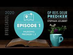 Reis deur Prediker | Episode 01 - YouTube Make It Yourself, Youtube, Blur, Youtube Movies