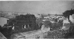 Kasba des Oudaïas  Vue d'ensemble de la kasba des Oudaïas  1916.04.19