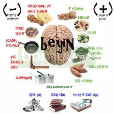 Beyne İyi Gelen Besinler - http://blog.bambum.com.tr/beyne-iyi-gelen-besinler/