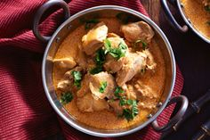 This+mildly+spiced+chicken+curry+is+perfect+for+the+whole+family.