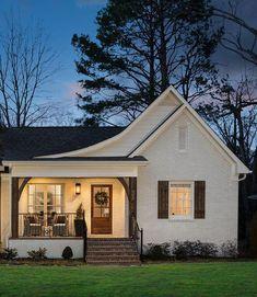 Old Cottage Exterior - #ExteriorWindowBrickHouse - #CapeCodExteriorRemodel - Exterior Lighting Videos - Tuscan Home Exterior - Cute Farmhouse Exterior