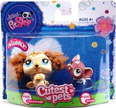 Littlest Pet Shop Cutest Pets Figures Soft Labradoodle Mouse by Hasbro. $10.09. Furry Ears on Labradoodle also mouse in set. Favorite Pets Wave 3 are sold out everywhere!. Cuddly and Furry Ears Labradoodle. Some Pets have fur!. These soft and cuddly pets are just the friends to add to your LITTLEST PET SHOP collection!#2421 Labradoodle#2422 Mouse