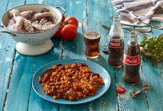 Νηστίσιμες Συνταγές - Συνταγές για τη Νηστεία | Argiro.gr Greek Recipes, Vegan Recipes, Food Categories, Fish And Seafood, Pasta, Meat, Chicken, Cooking, Dinners