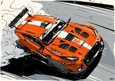 Doodles on Behance Nissan Skyline Gtr, Automobile, Street Racing Cars, Car Vector, Car Illustration, Car Posters, Car Drawings, Car Sketch, Car Wallpapers