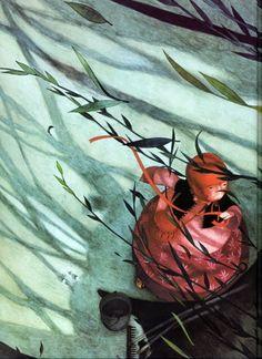 La Imaginación Dibujada: Rebecca Dautremer