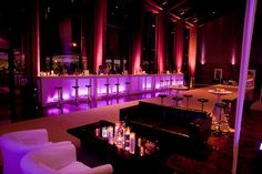 Special event- bar and seating