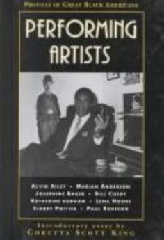 Cover image for Performing artists