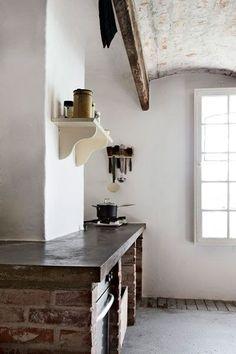 kitchen detail / Natural Home