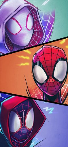 Marvel Spider Gwen, Spiderman Spider, Amazing Spiderman, Marvel Wallpaper, Cartoon Wallpaper, Spiderman Drawing, Iron Man Avengers, Marvel Drawings, Spider Verse