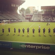 Portland Timbers Monday training. Getting ready for San Jose. #RCTID