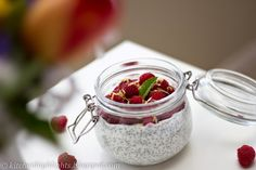 Kitchen Highlights: Vanilla chia seed pudding - A superpower breakfast...