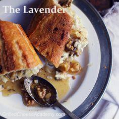 Lavender, Walnut, Honey Grilled Cheese(!!!) | Wisconsin Cheese Talk