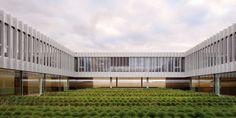 BOBST Headquarters / Richter Dahl Rocha & Associés Switzerland, 2012