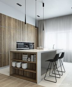 wood cabinets white kitchen