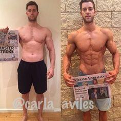 Amazing!!  Si tu meta son 2 3 15 40 50 kilos menos yo te puedo ayudar. Si tu meta son 2 5 10 ... kilos en músculo o más yo también te puedo ayudar.  El es Zak y esta es su transformación de #16semanas Fue la preparación más fácilpara una competencia que he hecho. Energía al mil cero antojitos y mi grasa la convertí en músculo . . . #transformationtuesday #transformyourlife #fitinspo #fitnessjourney #motivationtuesday #isabodychallenge #fitnesslife #healthyliving #isabody #lifestyle…