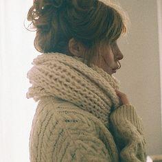 Cold winter nights alone